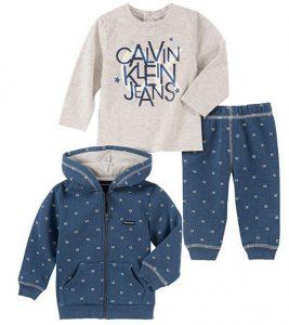 סטים לילדים ותינוקות של קלווין קליין