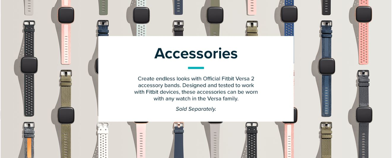 Fitbit Versa 2 צמיד כושר