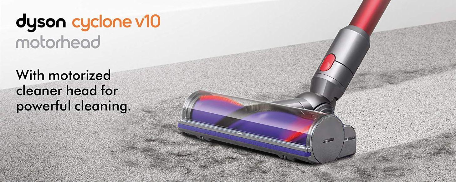 שואב אבק ידני Dyson Cyclone V10 Motorhead