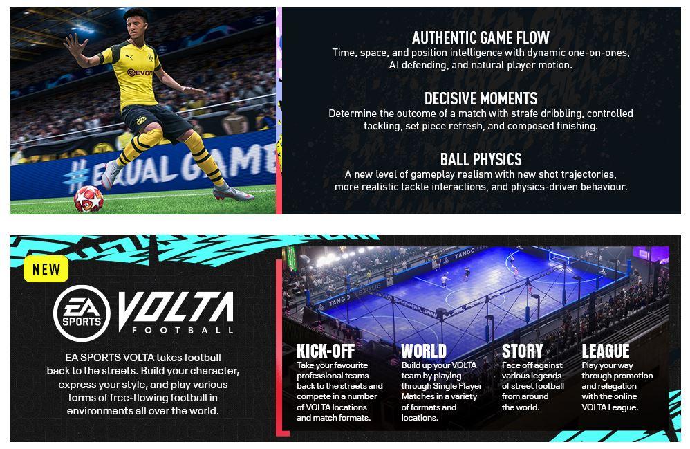 המשחק FIFA 20 ל XB1 ול PS4