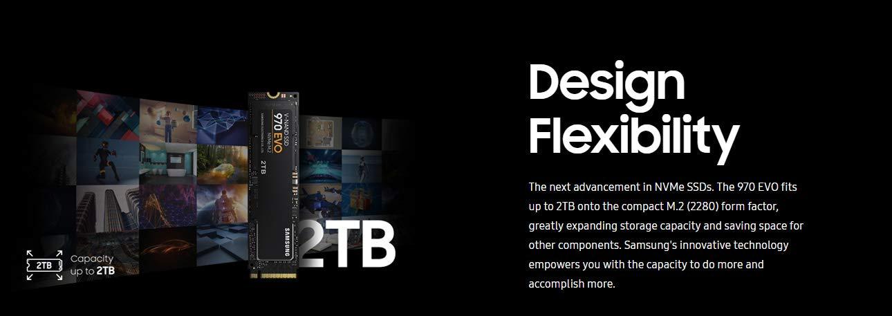 כונן Samsung 970 EVO SSD