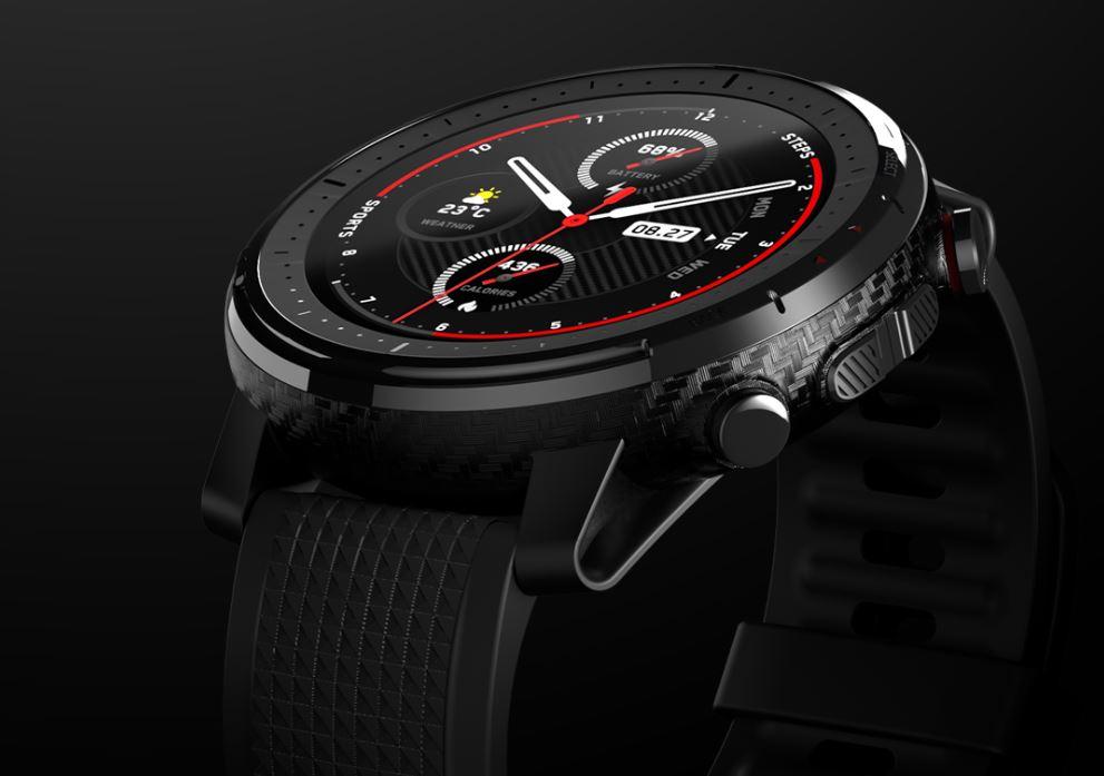 שעון חכם Amazfit stratos 3