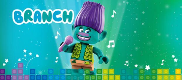 LEGO Trolls לגו 41255