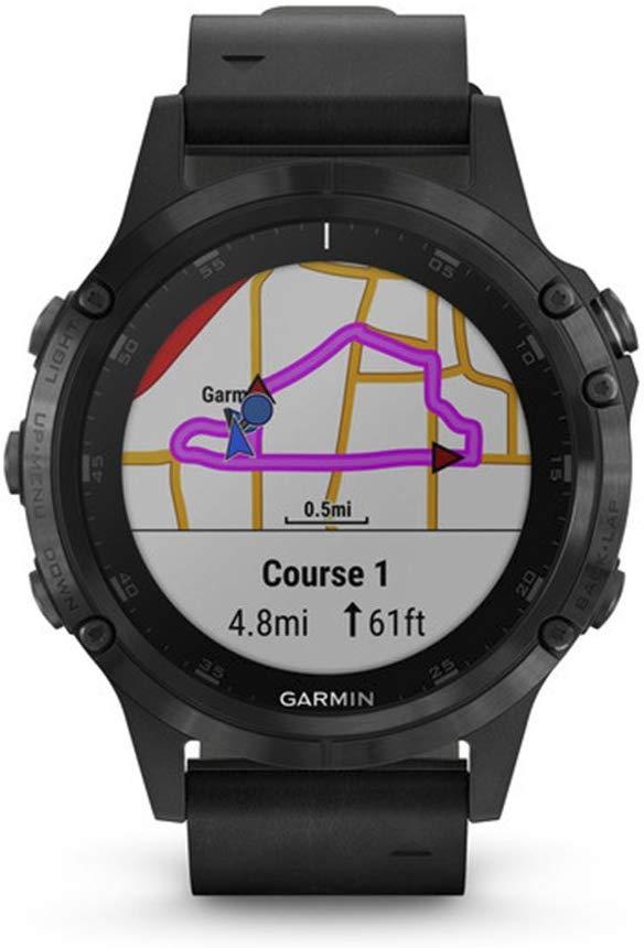 שעון ספורט חכם Garmin fenix 5 Plus