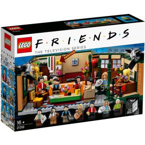 לגו חברים LEGO Ideas: Friends Central Perk 21319