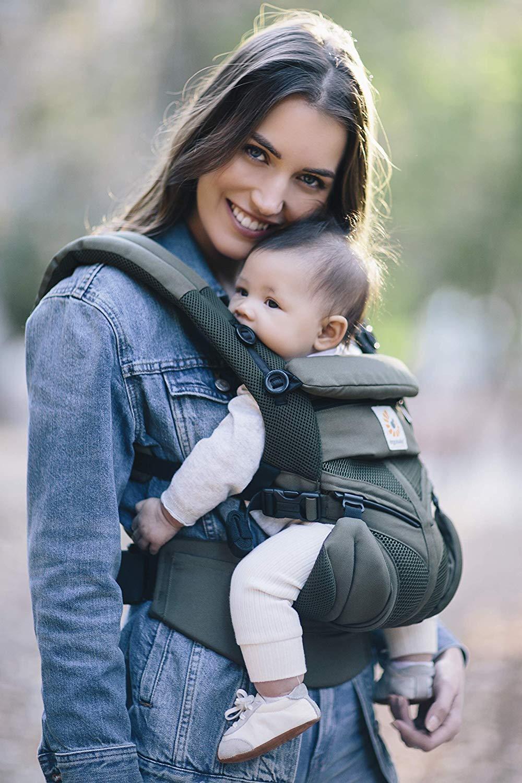מנשא לתינוק Ergobaby Omni 360 דגם Cool Air Mesh