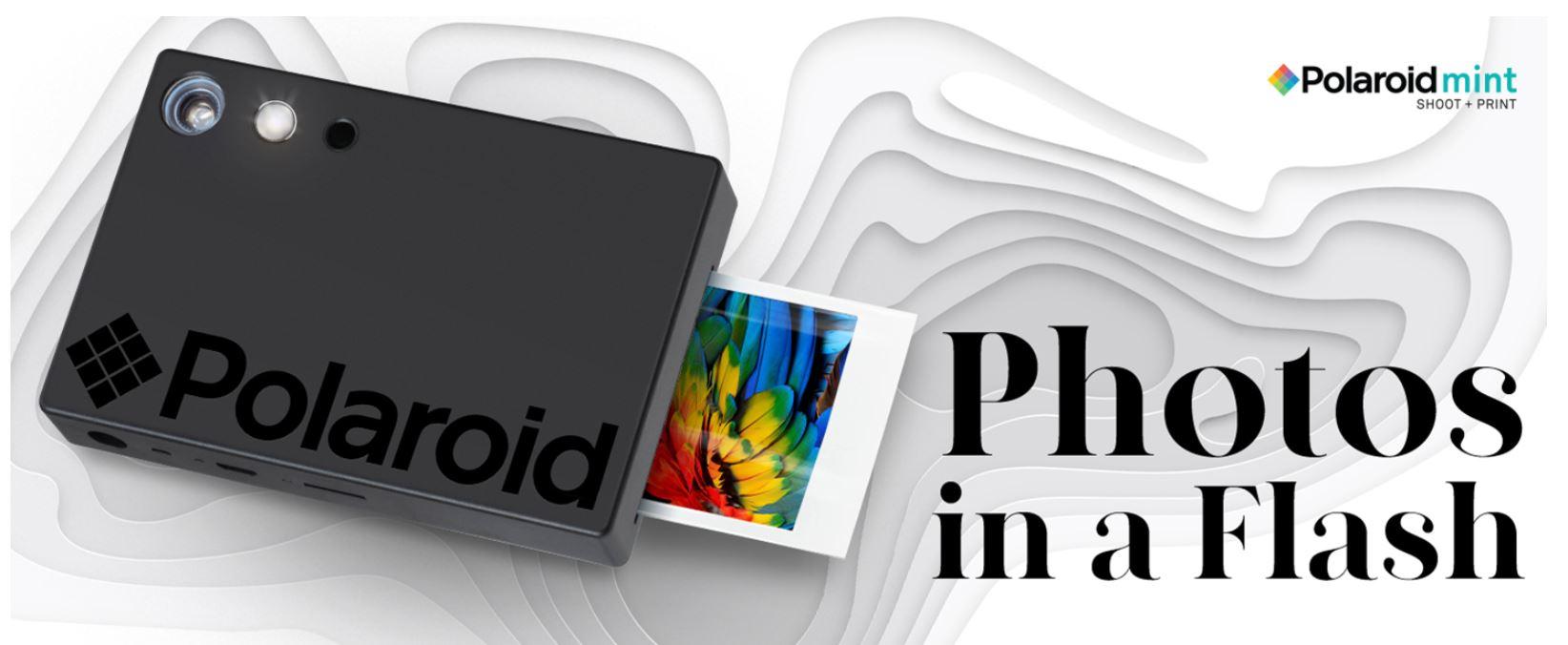 מצלמת Polaroid Mint פולארויד
