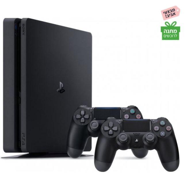 קונסולת Sony PlayStation 4 Slim 1TB