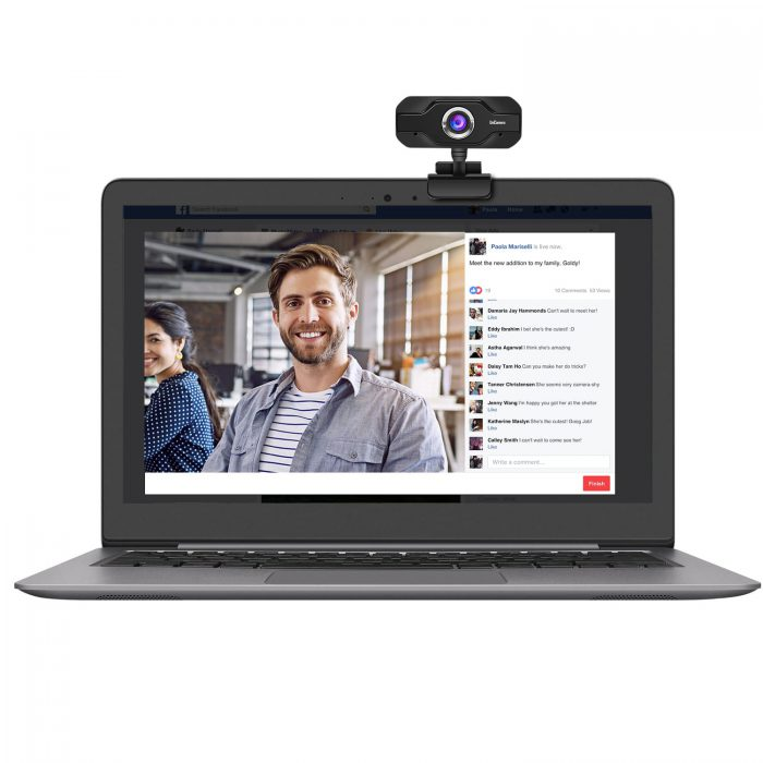 מצלמת רשת מתכווננת דגם Uni-Web10