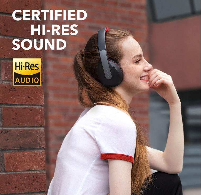 אוזניות Anker Soundcore Life Q10