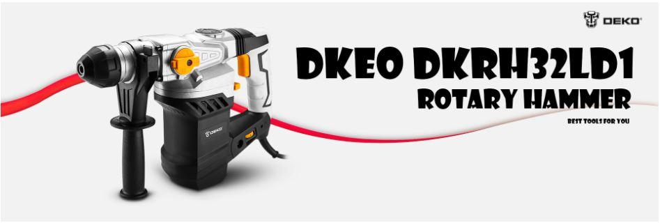 DEKO DKRH32LD1 פטישון 2000W