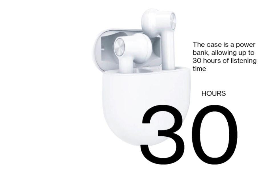 אוזניות OnePlus Buds TWS