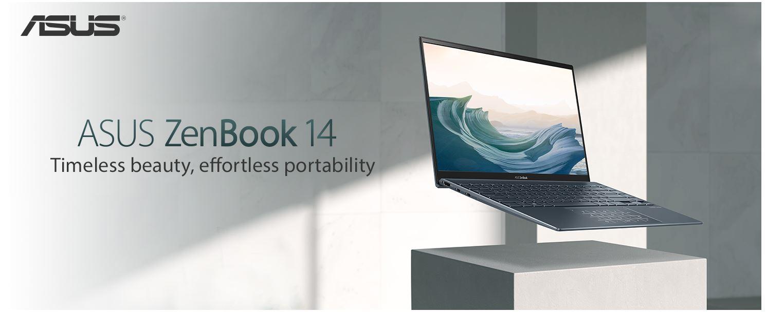 מחשב נייד 14 אינץ ASUS ZenBook 14