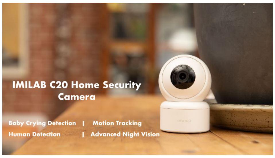 מצלמת אבטחה IMILAB C20