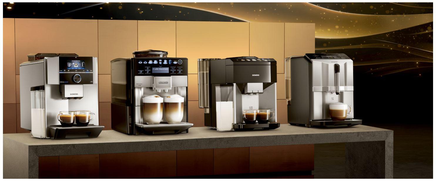 Siemens EQ.6 Plus s500 TE655203RW