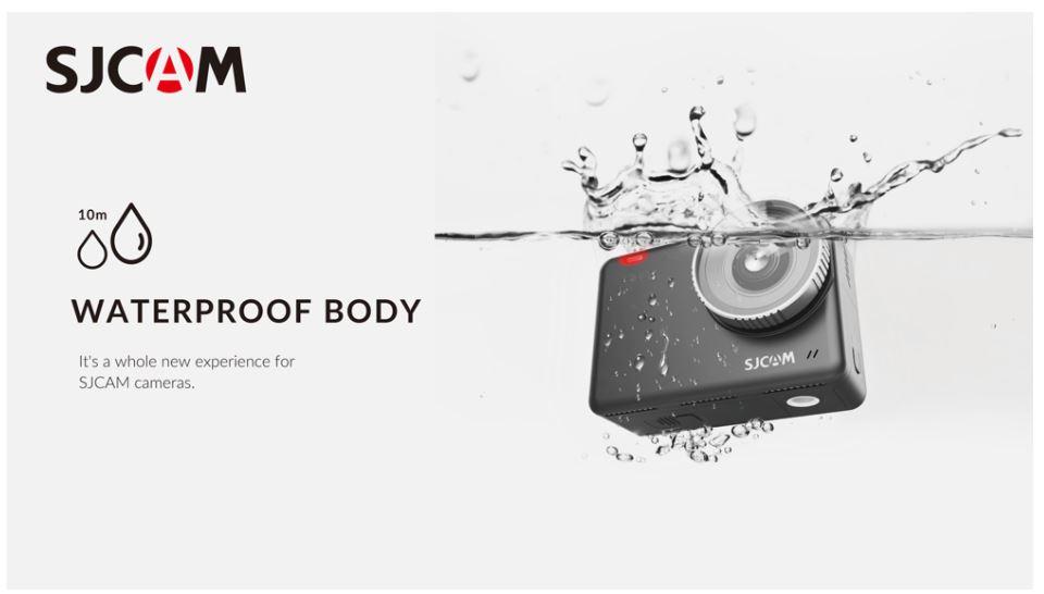 מצלמת אקסטרים SJcam S10X
