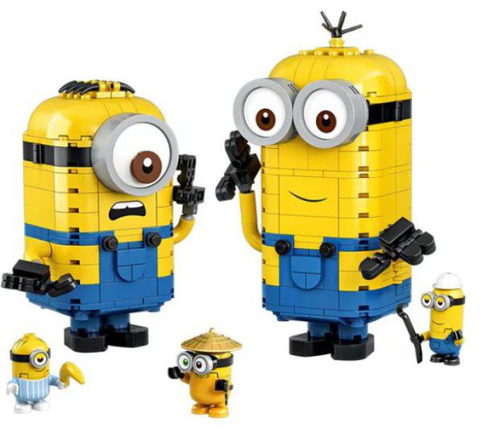 Lego Minions 7551