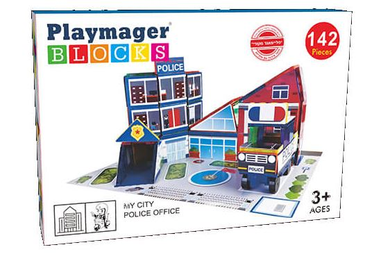 המגנטים של Playmager