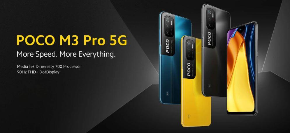 POCO M3 Pro 6GB 128GB