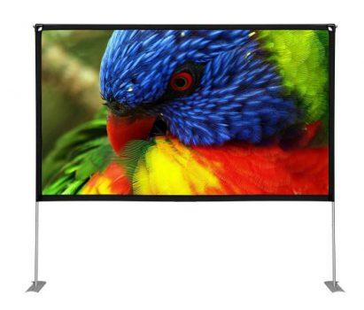 מסך מקרן נייד בליצוולף BlitzWolf דגם BW-VS5 גודל 100 אינצ'