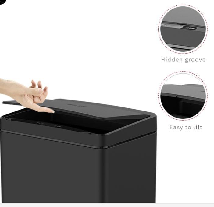 פח אשפה אלקטרוני מלבני 42 ליטר Smarter