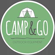 עגלת ים/שטח מתקפלת Camp&Go