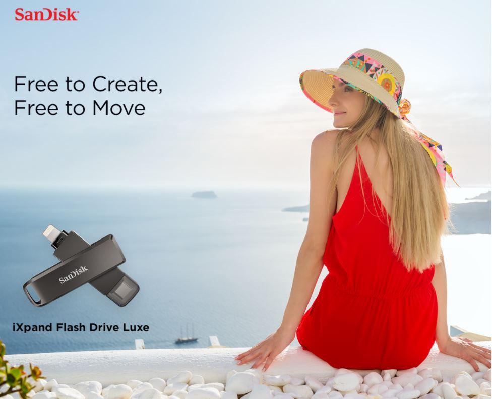 SanDisk 256GB iXpand
