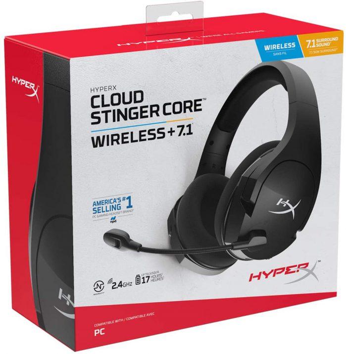 HyperX Cloud Stinger Core 7.1