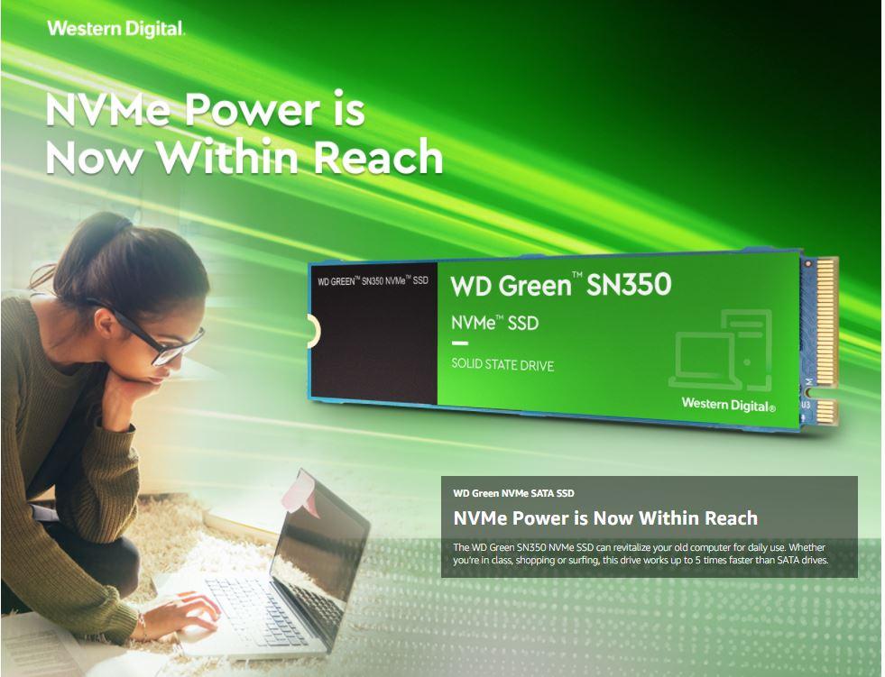 WD Green SN350 1TB
