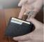 ארנק עור Xiaomi Mi 90FUN קטן ופרקטי כולל מקום למטבעות