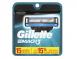 מארז 15 סכיני גילוח Gillette Mach3 ג'ילט